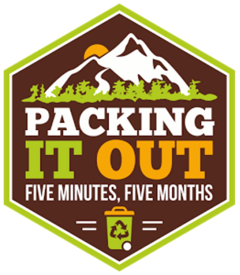 packing it out logo