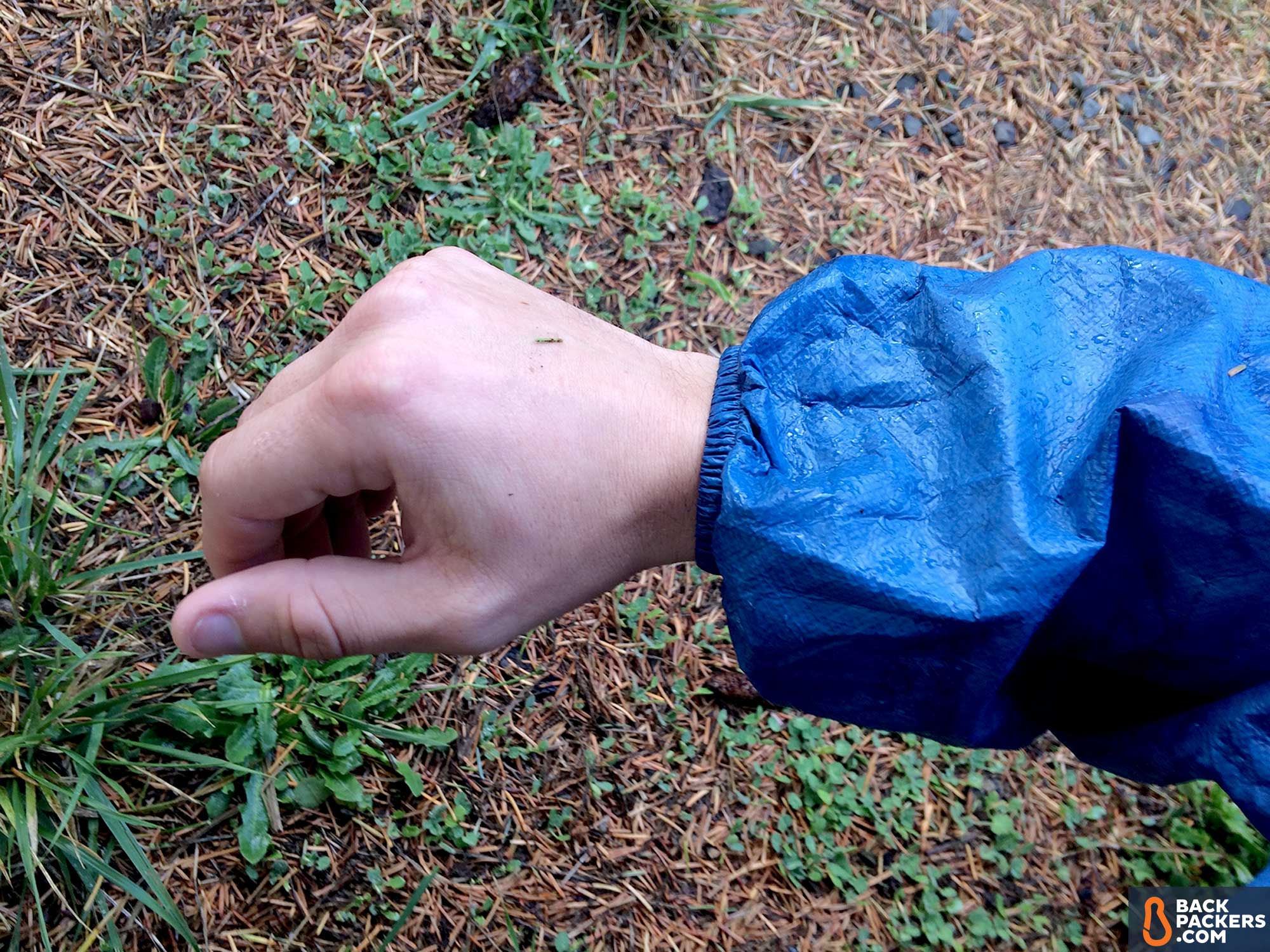 Frogg Toggs Ultra-Lite2 Jacket Review-review-cuffs