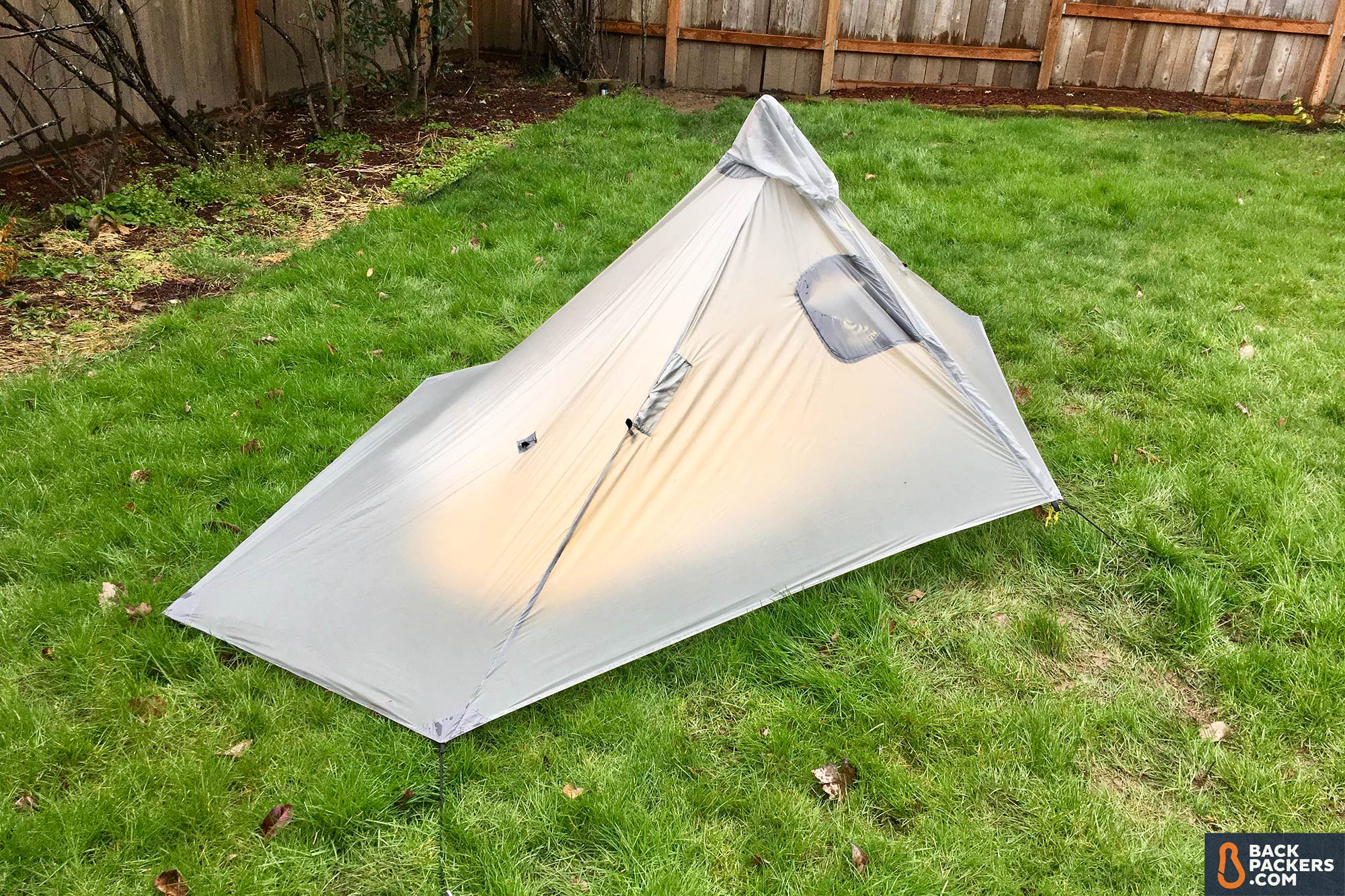 Six Moon Designs Gatewood Cape review shelter-3